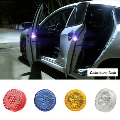 9390 Car Door Warning Light LED Flash Light Universal Smart 2PCS Wireless Strobe