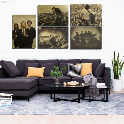 AD28 Poster Drawing Paintings Large Vintage Kraft Paper Printing Art Home 90E2