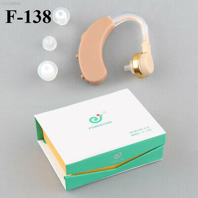 431F C108 Hearing Aids Aid Personal Sound Amplifier Volume Adjustable AXON F-138