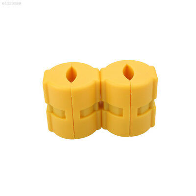 0710 083B 2 Pairs Magnetic Fuel Power Saver For Car Vehicle Auto Reduce Emission