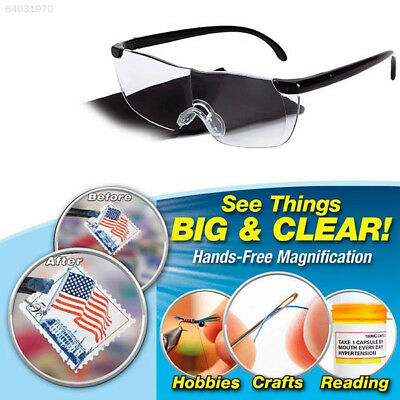 B80E BDAD Pro Big Vision Magnifying Presbyopic Glasses Eyewear Reading Portable