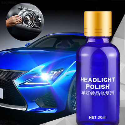 3E99 BA5F Cars Headlight Headlight Polishing Fluid Liquid Lighting 8B83