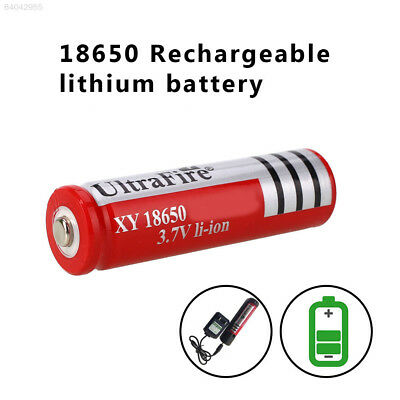 9D10 9E82 580B 4800mAh Red Durable Premium 18650 Li-Ion Battery Rechargeable