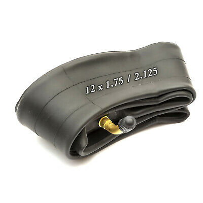 12 Inch Inner Tube 12x1.75-2.125 Bent Valv 12x1.75 12x1.95 12x2.125 Tube Bicycle