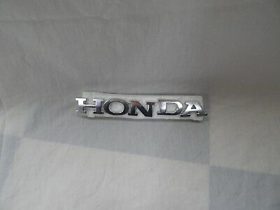 Honda S600 S800 / Ornament, rear HONDA NOS / 87310516000