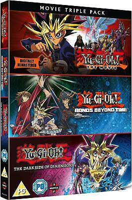 Yu-Gi-Oh! Movie Triple Pack (DVD)