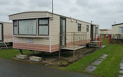 8 BERTH CARAVAN FOR HIRE OWENS CARAVAN PARK TOWYN NORTH WALES 23rd - 30th MARCH