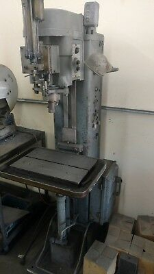 used floor drill press snow automatic foot operated