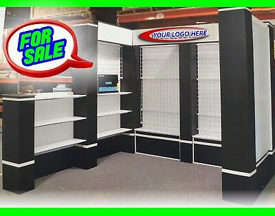 USED TRADE SHOW BOOTH 10' x 10' INLINE Infinity Exhibits