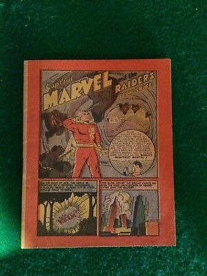 Captain Marvel Jr. and the Raiders from Space #[nn] (1946, Fawcett)