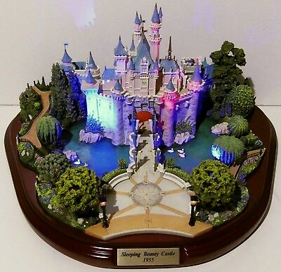 OLSZEWSKI 2002  *  Disney - Sleeping Beauty Castle 1955  *  DL001 / 112 Handmade