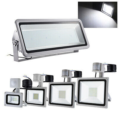 100W 50W 20W 10W PIR Sensor LED Floodlight 1000W 500W 300W 200W 150W Flood Light