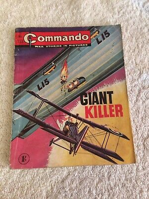 Very Early  Commando Comic Number 153