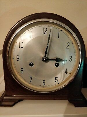 Enfield' Bakelite Striking Mantle Clock