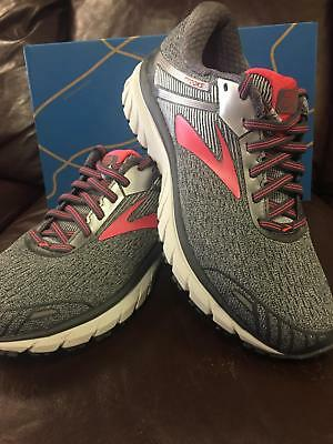ad7bb1ece27a5 BRAND NEW IN Box! Brooks Adrenaline Gts 18 Womens Running Shoes Pink ...
