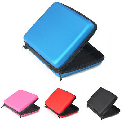 UK For Nintendo 2DS Travel EVA Hard Carrying Bag Case Cover Protector Portable