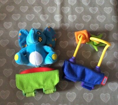 Tinylove Pram Bumper Bar Toys ( Fit My Bugaboo Cameleon ) Free Uk Postage