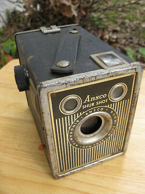 ANSCO SHUR SHOT Camera AS IS, Parts