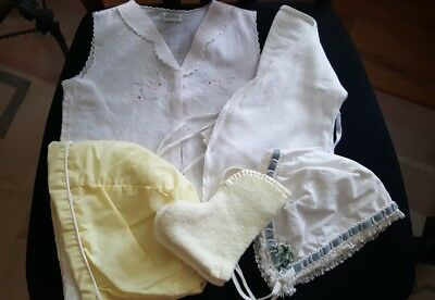 Lot of Vintage Baby Clothes