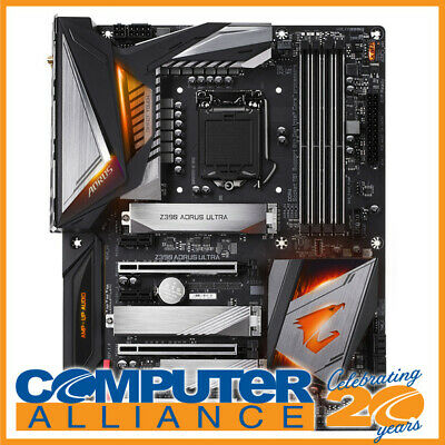 Gigabyte S1151 ATX Z390 AORUS Ultra DDR4 Motherboard