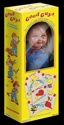 Full Life Sized Replica Good Guys Doll In Box Trick Or Treat Studios Chucky Prop
