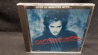 Zappacosta ‎– Over 60 Minutes With... (CD, 1987, Capitol)