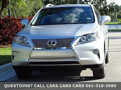 Lexus RX 350 RX350 SPORT-PREMIUM PKG-ONLY 39K MILES-LIKE 15 16 FLORIDA CLEAN-NAV-SUNROOF-BACK UP CAM-BLIND SPOT-AC SEATS-ABSOLUTELY NONE NICER