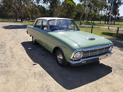 Ford 1964 Xm Deluxe