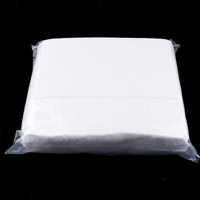 Cosmetic Remover Makeup Facial 100% Cotton Pads Non Woven Fabric 400 sheets
