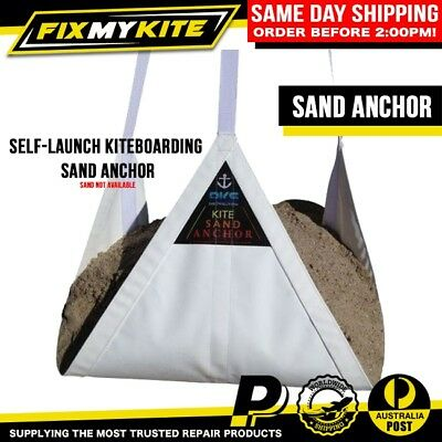 Self Launch Land Kite Anchor Sand Rocks Beach Pks Kiteboard Kitesurf Safety Tool