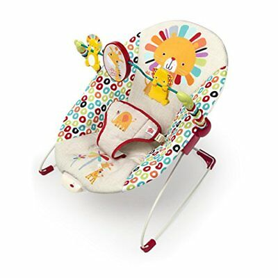Bright Starts Playful Pinwheels Bouncer Baby Chair Seat