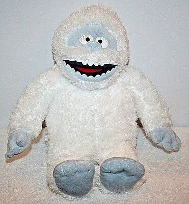 Build A Bear Bumble Abominable Snowman Plush Rudolph Red Nosed Reindeer Stuffed