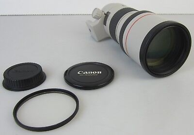 Canon Ef 300Mm F/4 L Ultrasonic Lens Suitable For Canon Eos Line Cameras