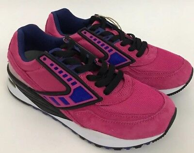 09d44d2ebdd33 Brooks Evenfall Regent Athletic Sneakers Women s size Pink Purple Black Sz  7.5