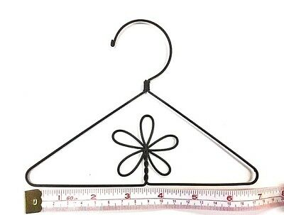 "6X  Wire Quilt Hanger  7"" x 5"" High  ""Flower in Centre"" Theme"
