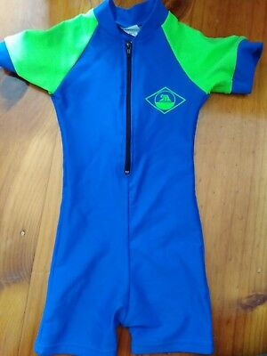 Baby Swim Suit Swimmers One Piece Size 1