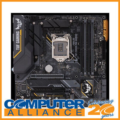 ASUS S1151 MicroATX TUF Z390M-PRO GAMING DDR4 Motherboard
