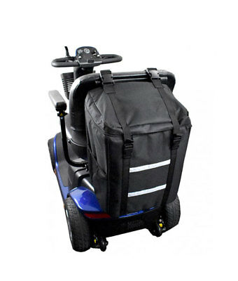 Mobility Scooter Back Pack Style Rear Bag *Brand New*