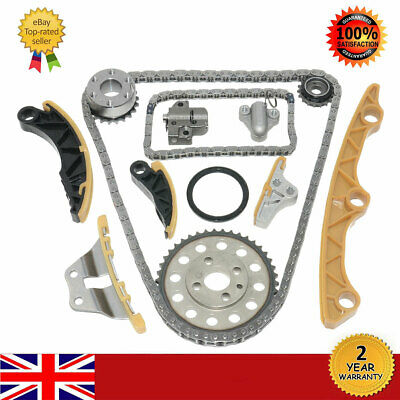 0For Mazda 3 6 Cx7 2.2 Diesel R2Aa Mzr Timing Oil Pump Chain Tensioner Guide Kit