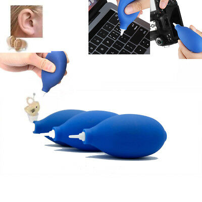 Rubber Plastic Mouth Air Blower Pump Dust Cleaner Tool For Camera Watch Phone