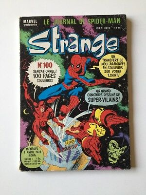 Strange N° 100 / Marvel Comics / Lug / Avril 1978