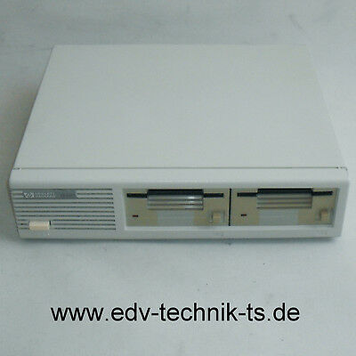 "HP-9121D  Floppy-Unit / Diskettenstation 2 x 3.5"" Laufwerke, HP-IB, Top Zustand!"