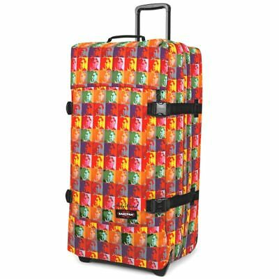 Eastpak TRANVERZ L / TRANSFER L Screens Trolley Andy Warhol NEU
