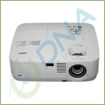 NEC NP400G LCD digital projector - 652 lamp hours used - Grade B