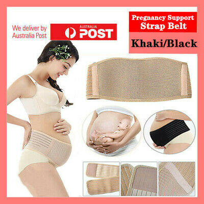 1x Postpartum Recovery Belly Waist Tummy Belt Shaper Slimming Body Support Band