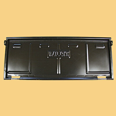 Heck Klappe WILLYS OVERLAND JEEP  mit WILLYS Schrift , tail gate with script