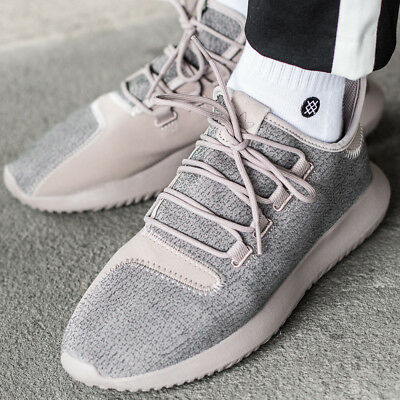 new concept 9807e 80a88 ADIDAS TUBULAR SHADOW BY3574 chaussures hommes sport baskets sneaker taupé