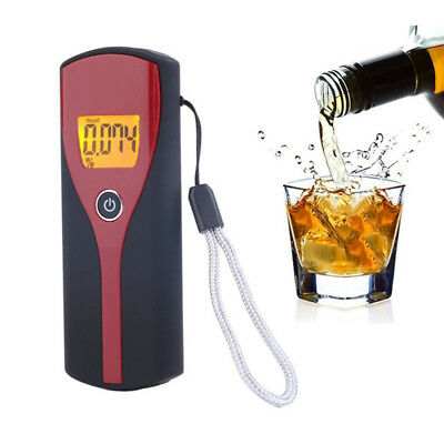 Pro Alcotest Digital Breath Alcohol Detector Breathalyzers Alcohol Tests