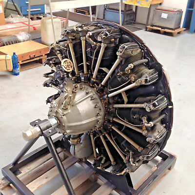 M-462RF radial engine (Ivchenko AI-14RF), shipping to EU possible