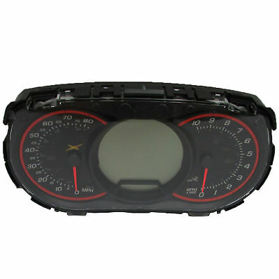 Sea-Doo New OEM LCD Gauge Instrument Cluster 278002763 RXP X aS RS 260 2010-2011